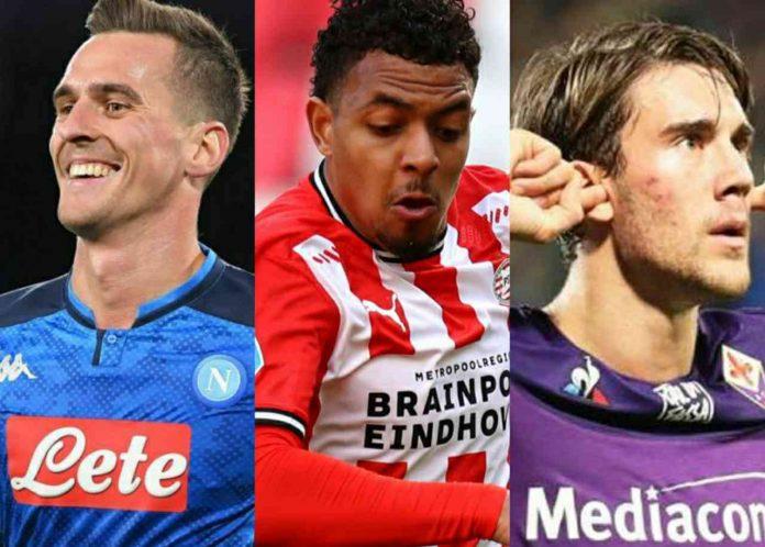 Calciomercato Juventus Malen