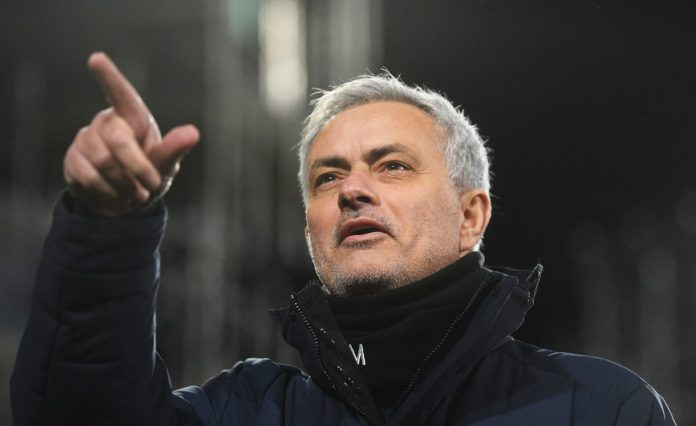 Calciomercato Roma Mourinho