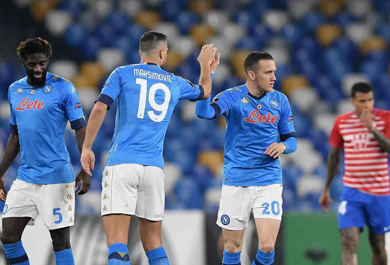 Calciomercato Milan Maksimovic