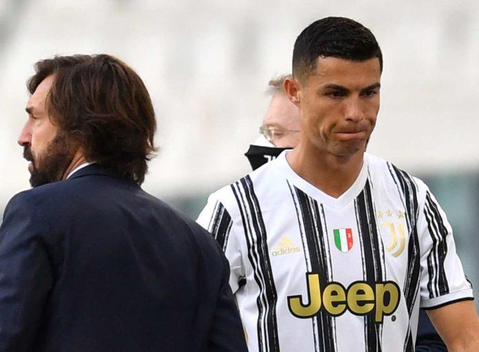 Juventus Ronaldo riciclaggio