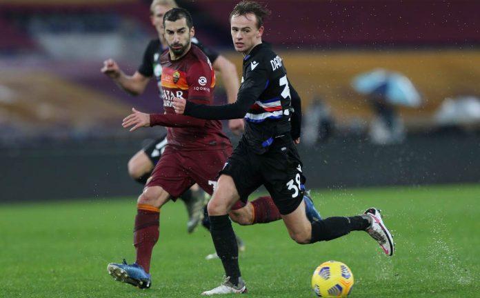 Sampdoria Roma
