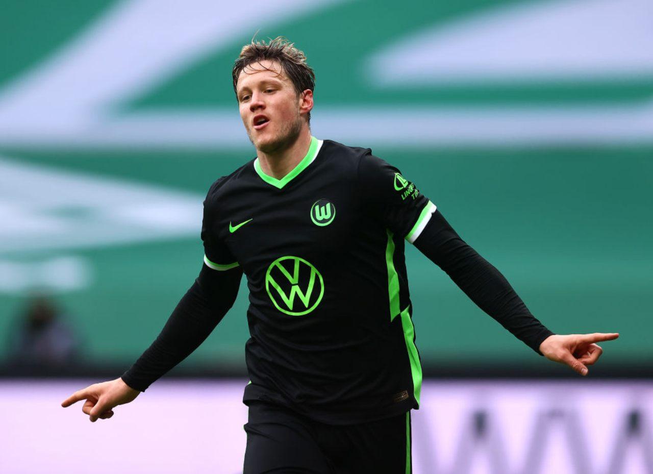 Wout Weghorst Inter