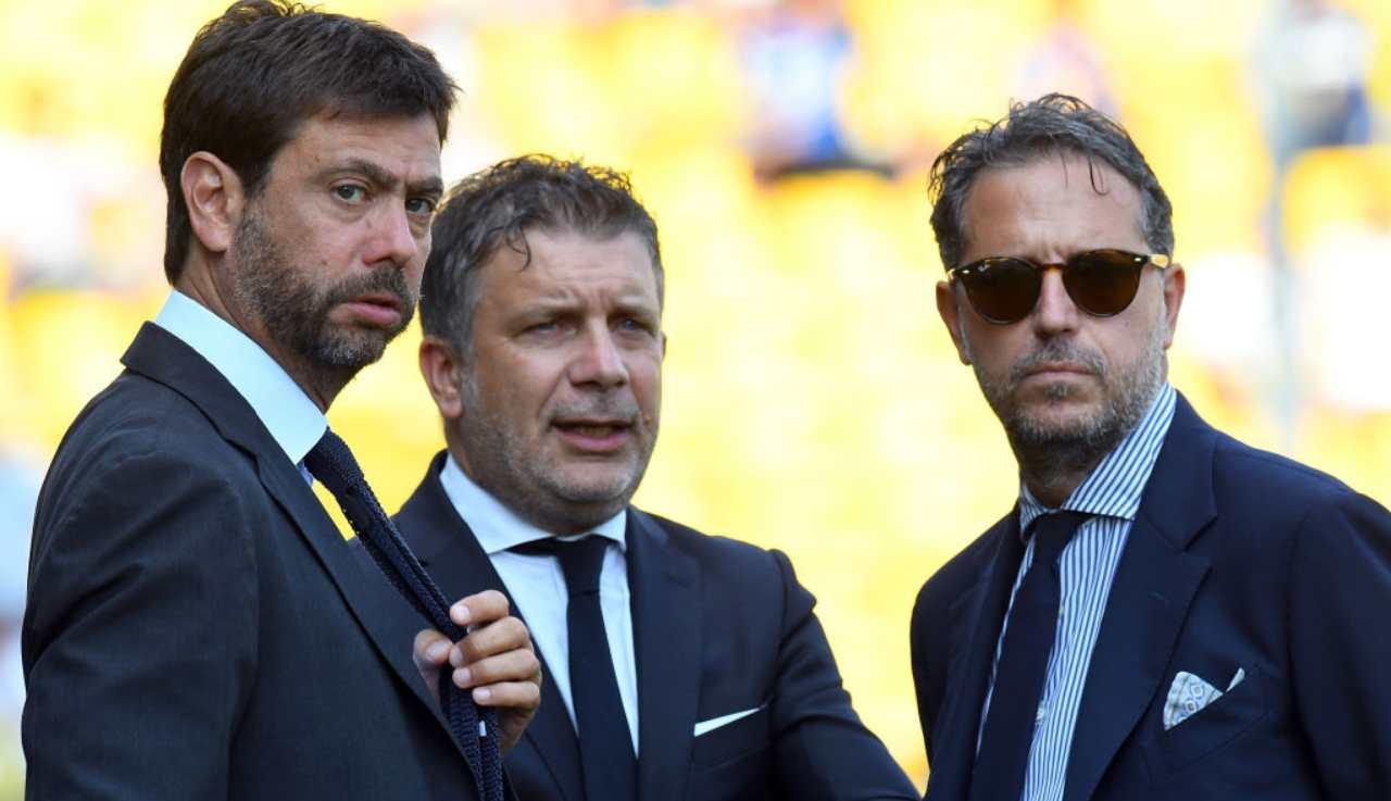 Cherubini Juventus Agnelli