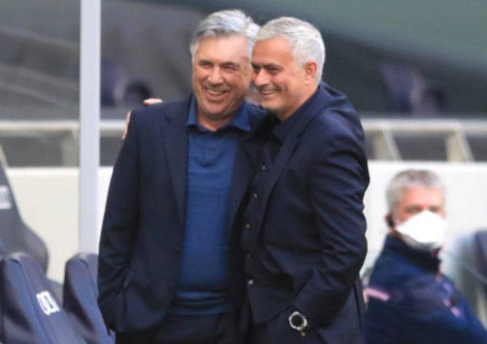Ancelotti Mourinho