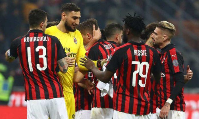 Calciomercato Milan Conti