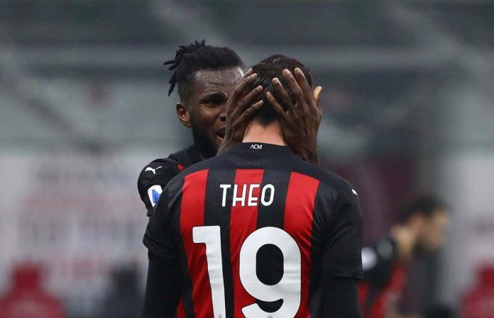 Calciomercato Milan Theo Hernanez