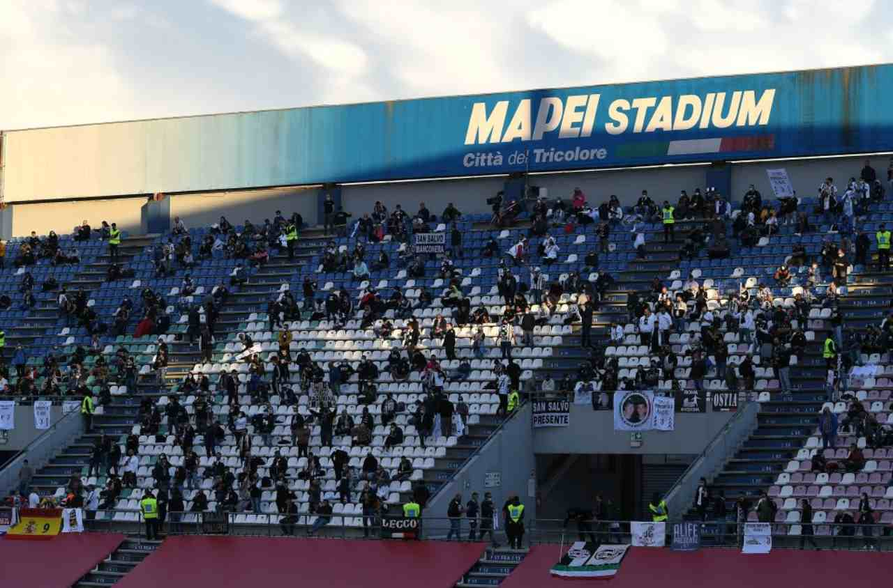 Serie A, tornano i tifosi allo stadio