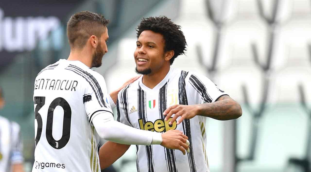 Calciomercato Juventus Bentancur