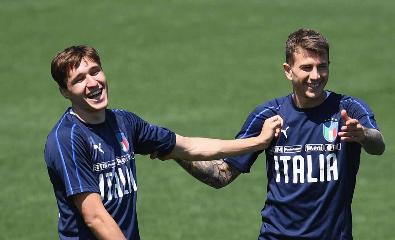 Calciomercato Juventus Bernardeschi
