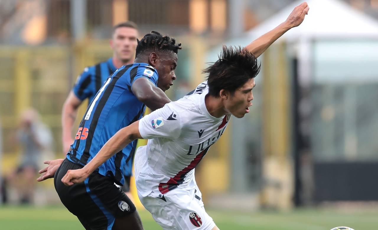 Calciomercato Atalanta Tomiyasu