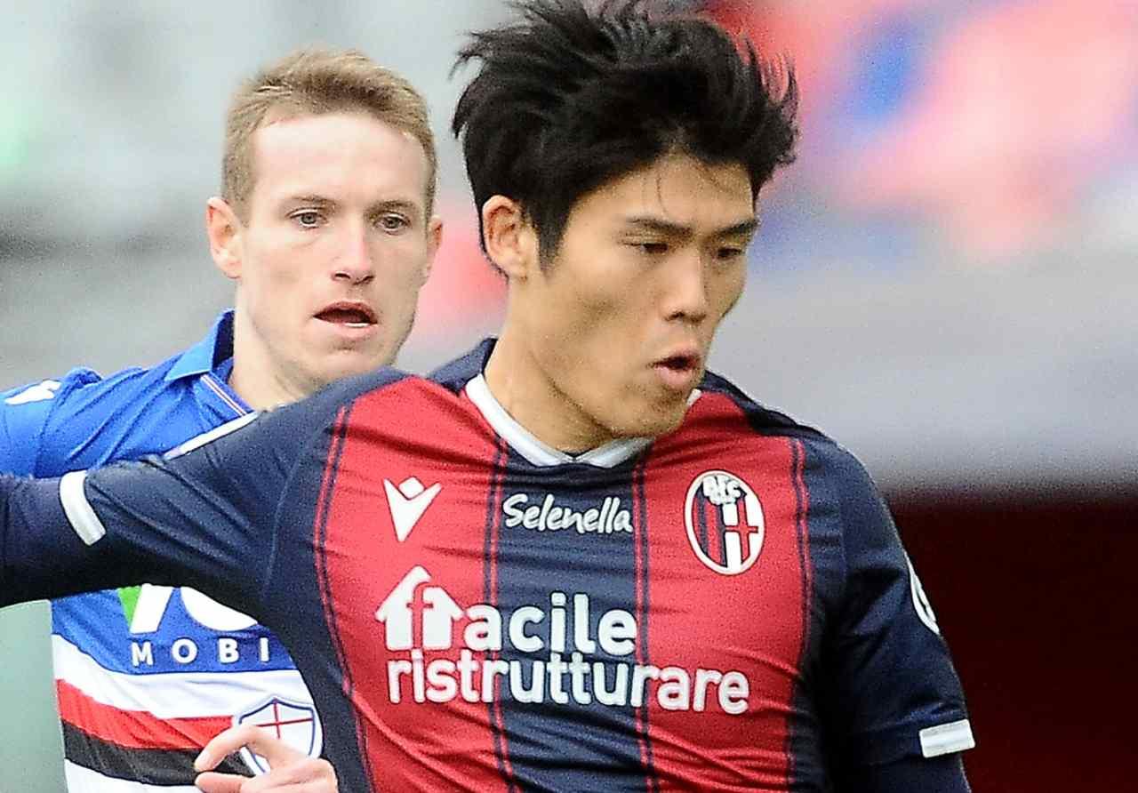 Calciomercato Bologna Tomiyasu