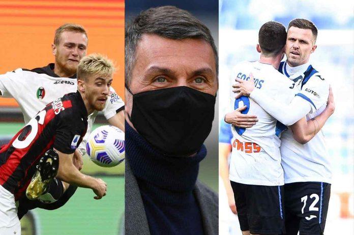 Calciomercato Milan Ilicic Pobega