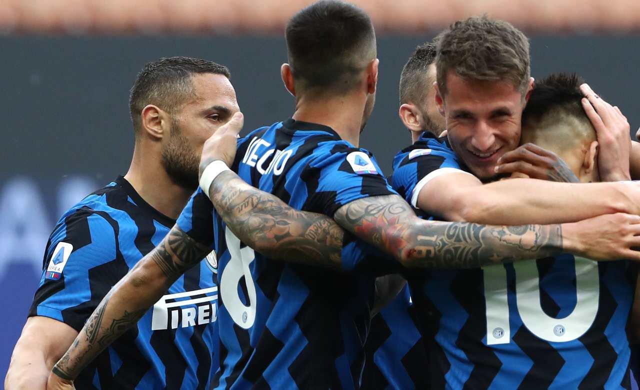 Calciomercato Inter Pinamonti