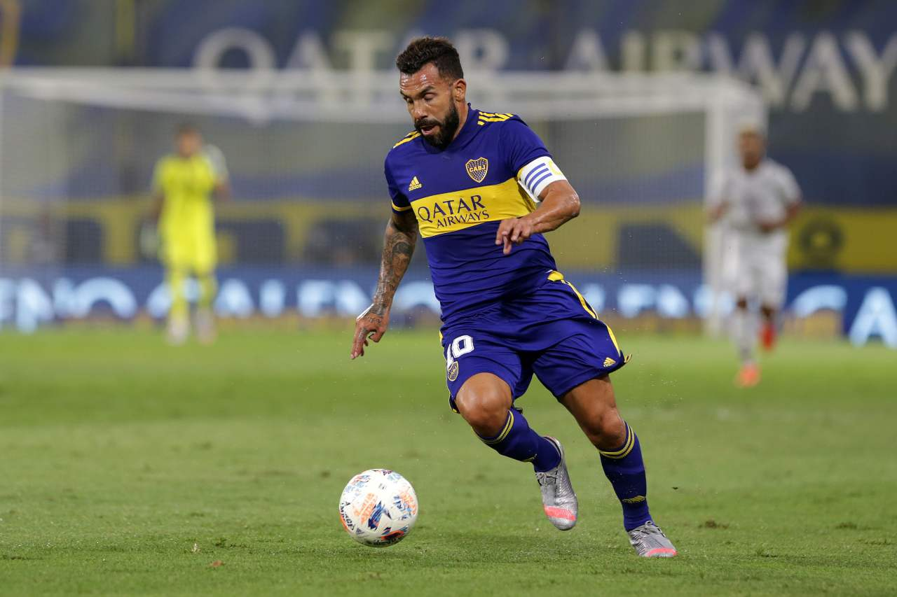News Juventus, l'annuncio di Tevez