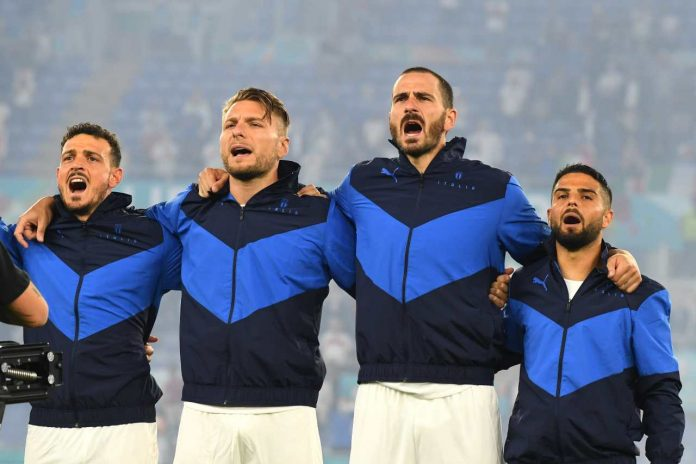 Euro 2020 Belgio-Italia