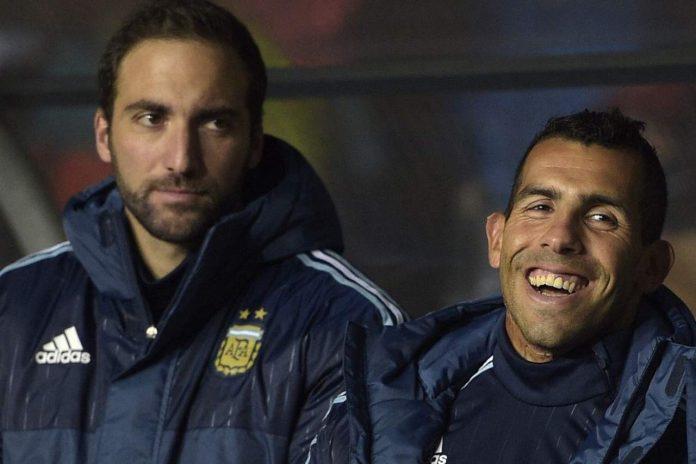 Juventus Tevez ritiro