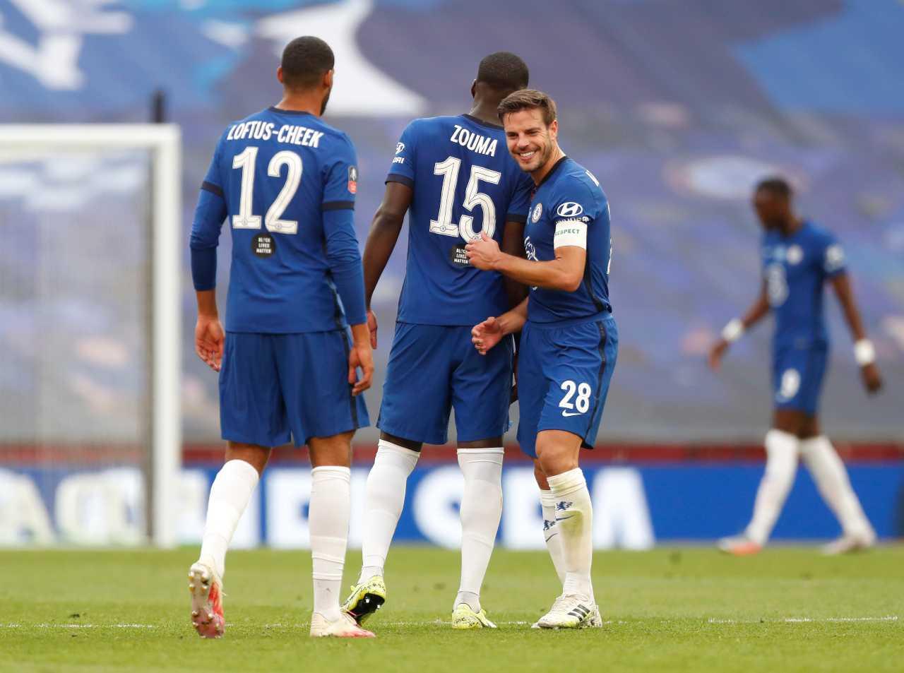 Calciomercato Lazio Loftus-Cheek