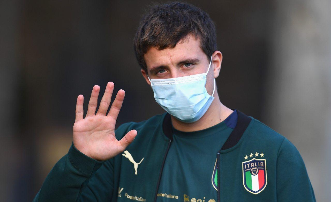 Luca Pellegrini Juventus