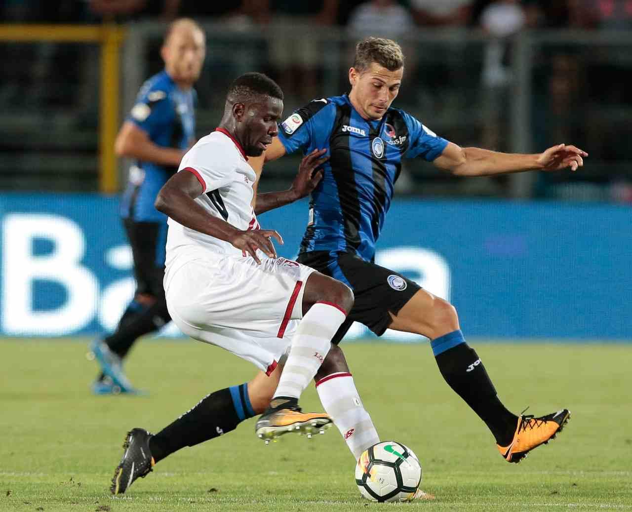 Calciomercato Milan Ballo-Tourè