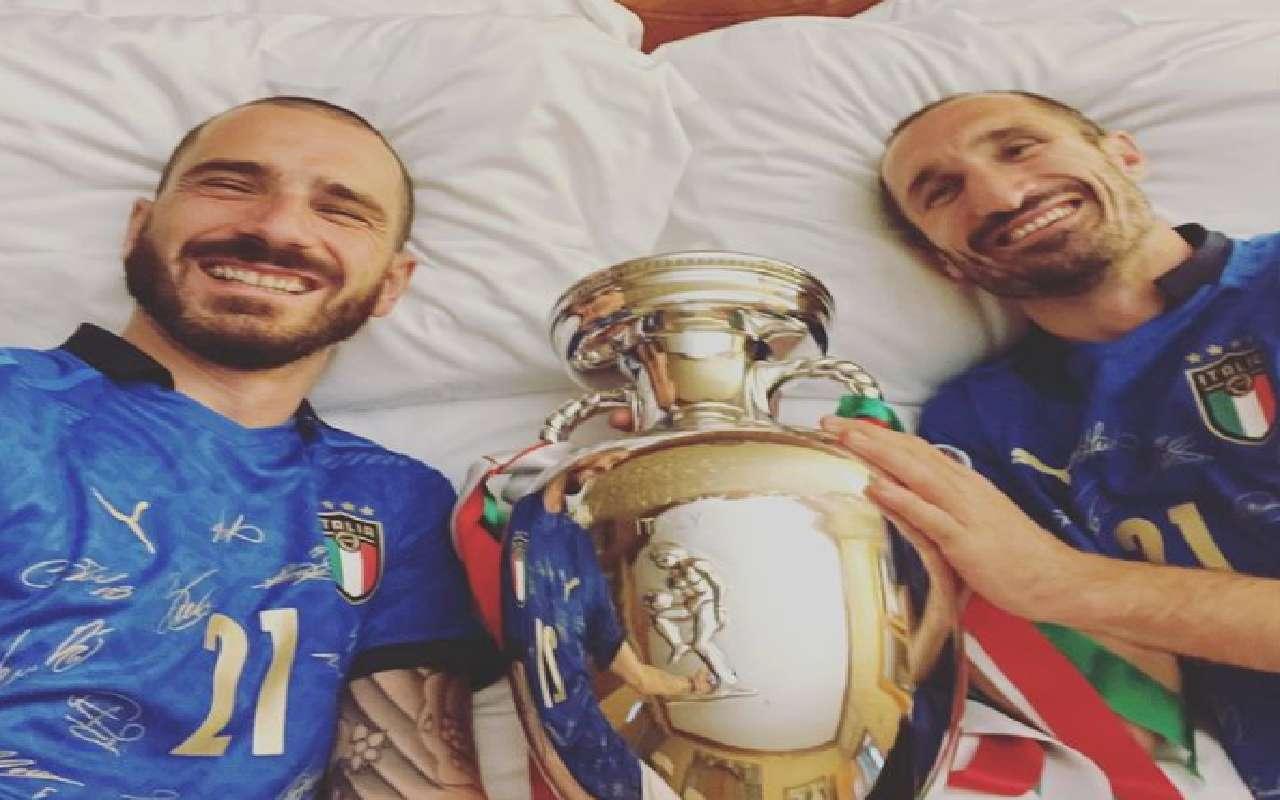 Calciomercato Juventus: futuro Bonucci e Chiellini