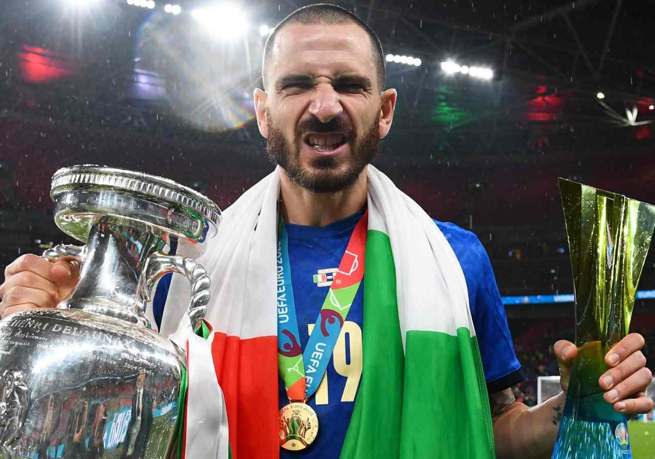 Calciomercato Juventus Leonardo Bonucci