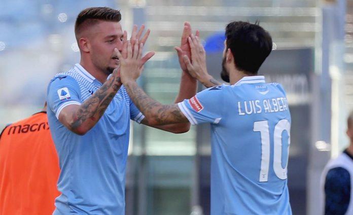 Calciomercato Lazio Milinkovic-Savic