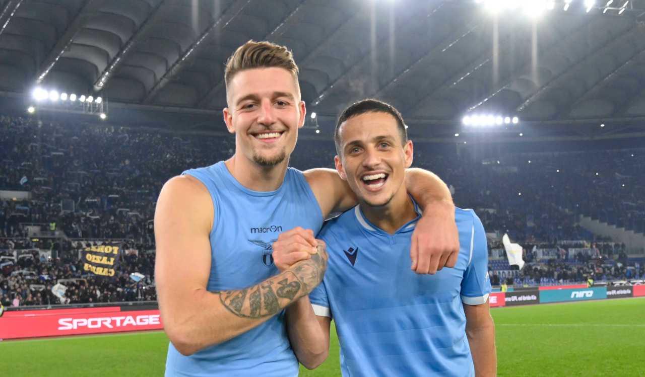 Calciomercato Lazio luiz felipe