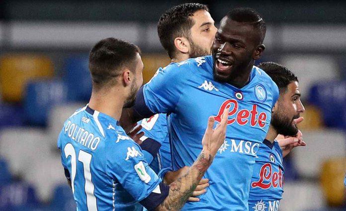 Calciomercato Napoli Ounas Monza