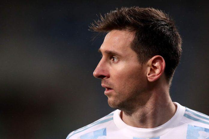 Lionel Messi Pallone d'Oro