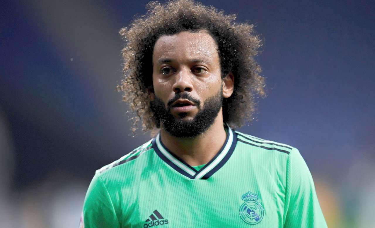 Calciomercato Marcelo