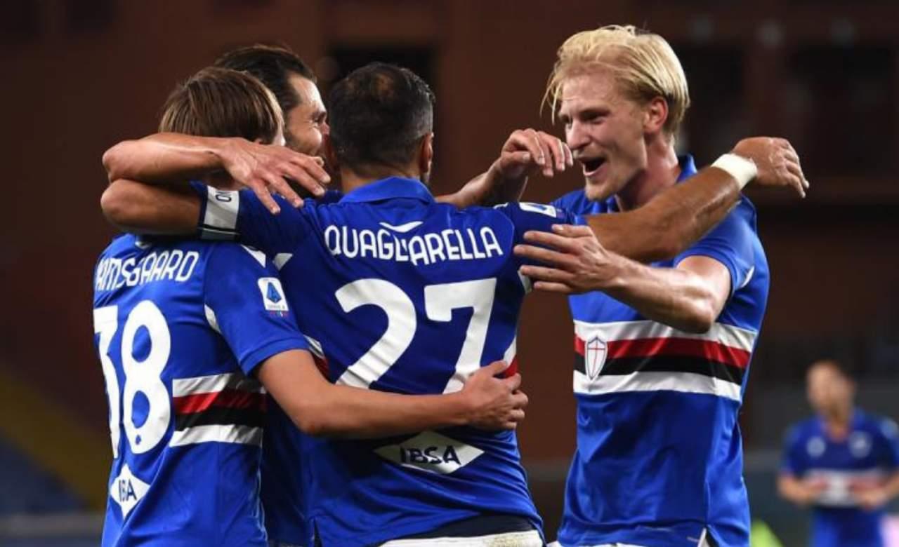 Calciomercato Sampdoria Candreva