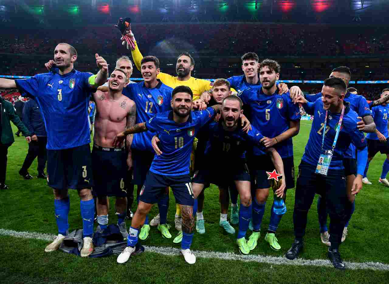 Italia vittoria