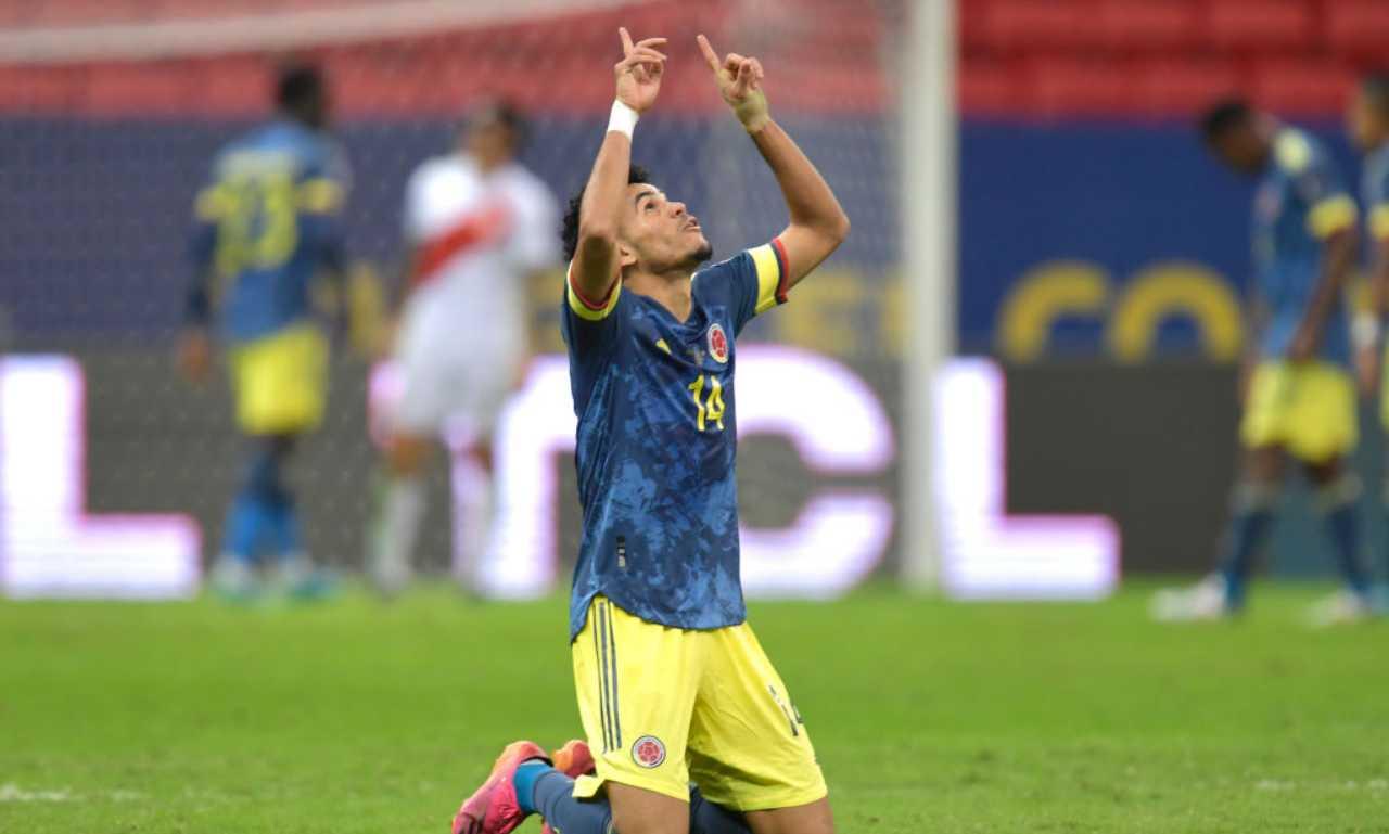 Luis Diaz roma