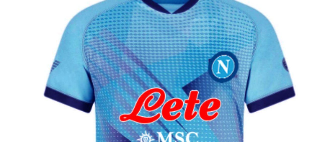 Nuova maglia Napoli: ecco il nuovo modello Armani - FOTO