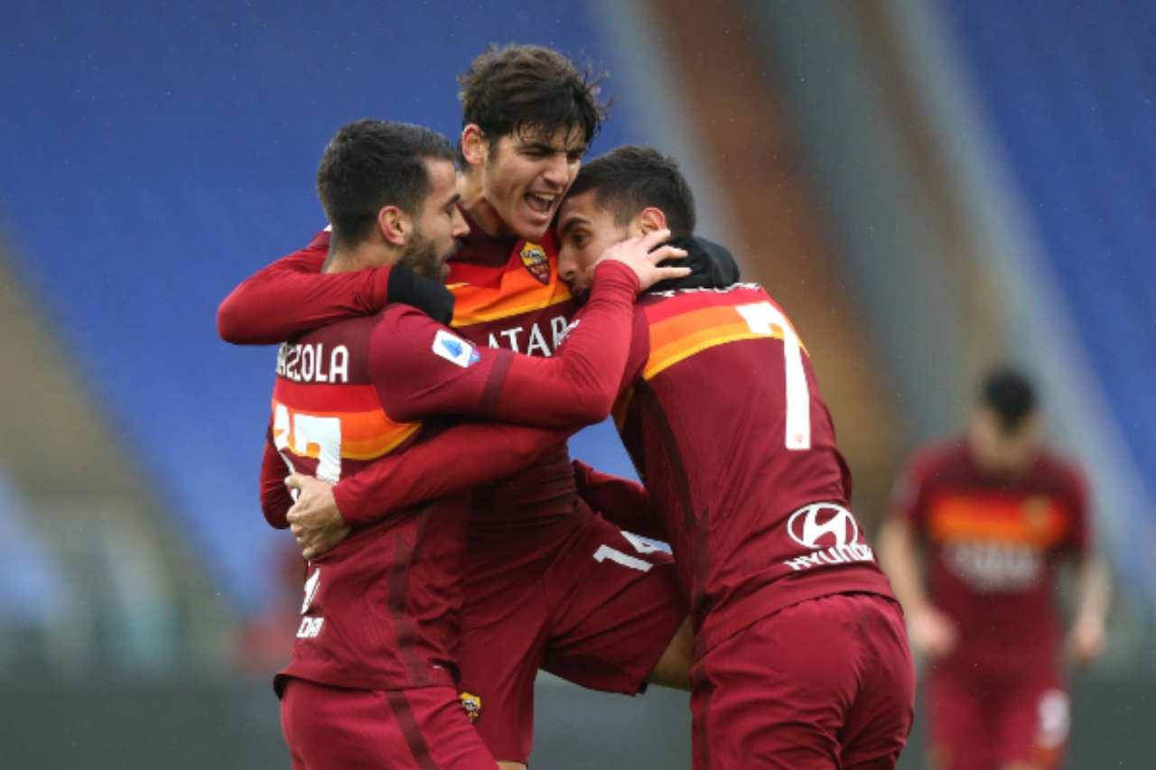 Calciomercato Roma Villar