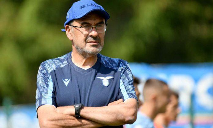 calciomercato Sarri Lazio