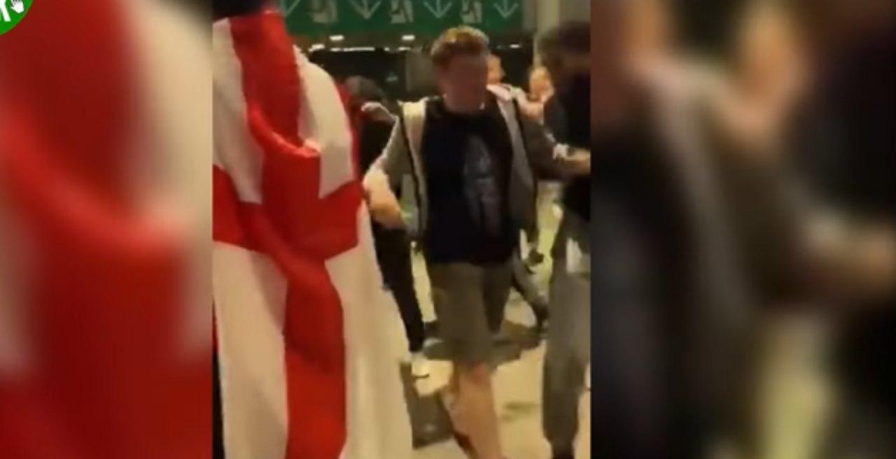 rissa Italia-Inghilterra