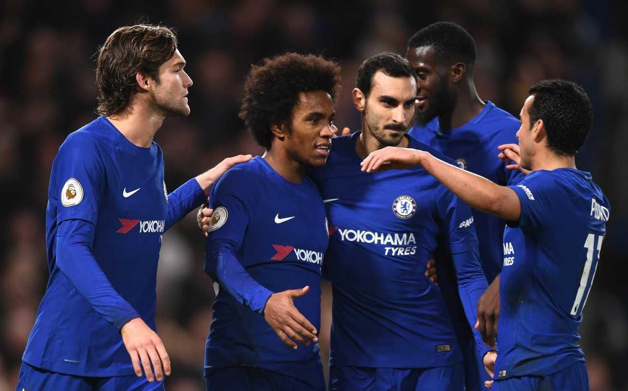 calciomercato zappacosta Atalanta Chelsea
