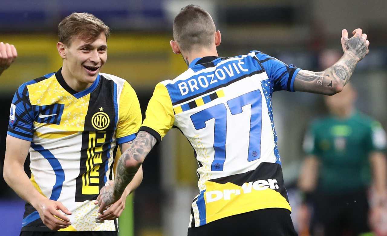 Calciomercato Milan Brozovic