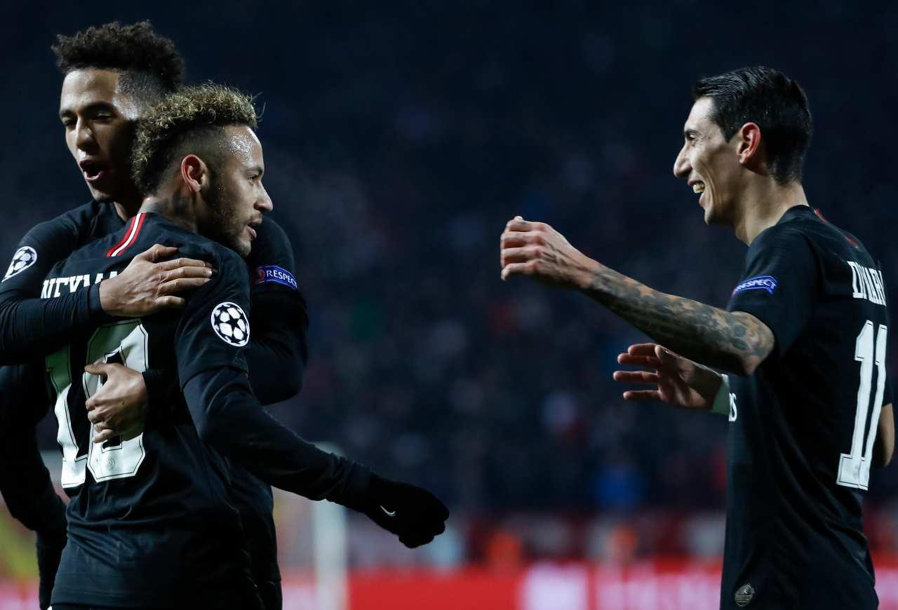 Calciomercato Juve Neymar Di Maria Kehrer