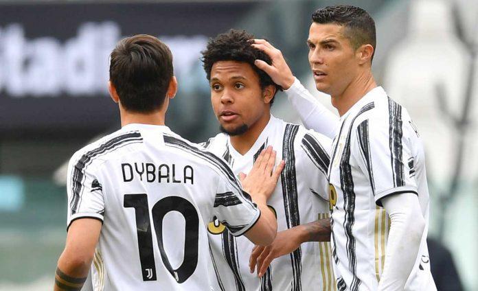 Calciomercato Juventus McKennie Tottenham
