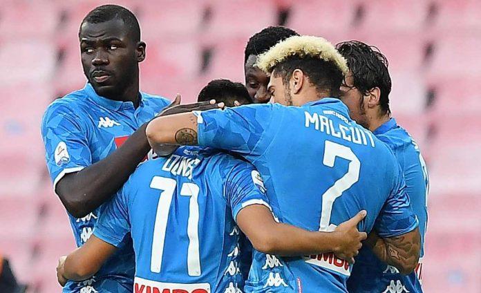 Calciomercato Napoli Ounas Marsiglia