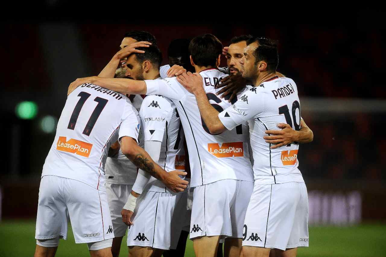 Calciomercato Genoa Ocampos