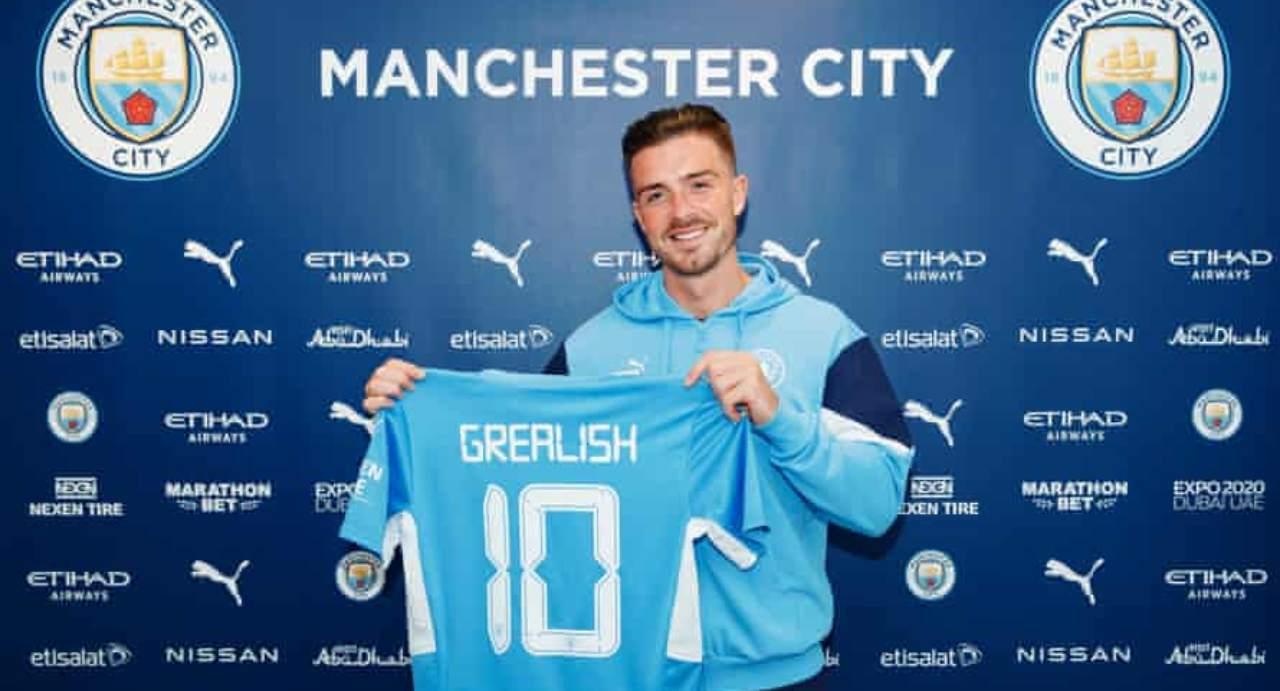 Grealish Manchester City