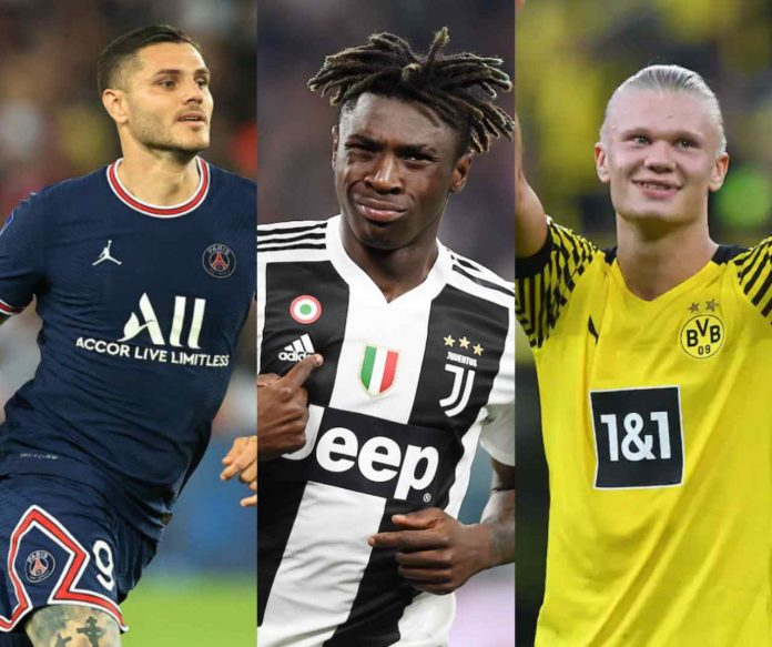 Calciomercato Juventus Icardi