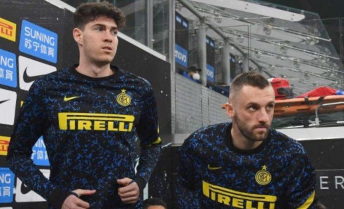 Inter Bastoni Brozovic