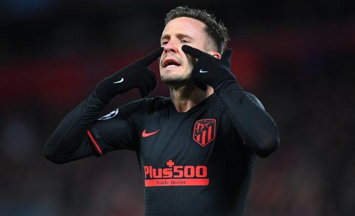 Juventus Saul Niguez