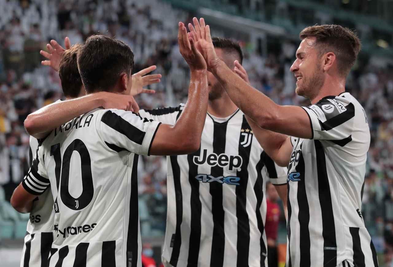 Calciomercato Juventus Antony