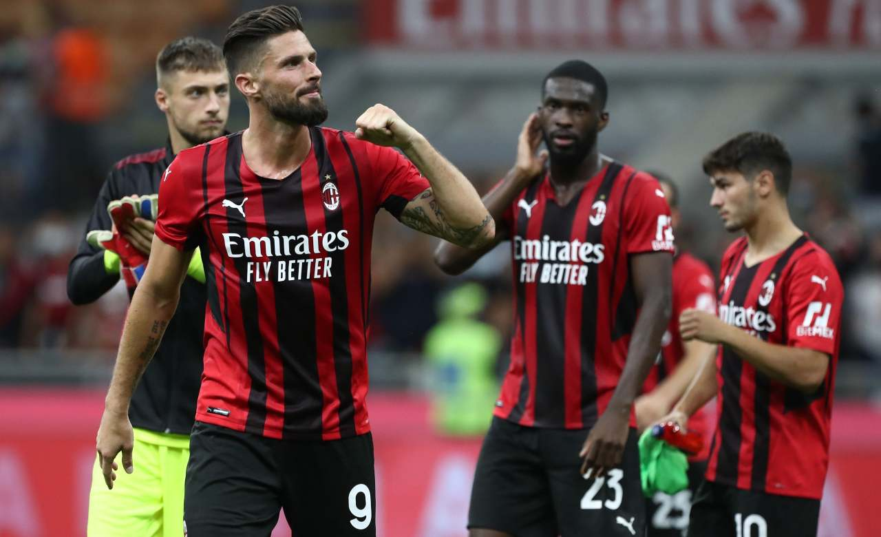 Serie A Milan