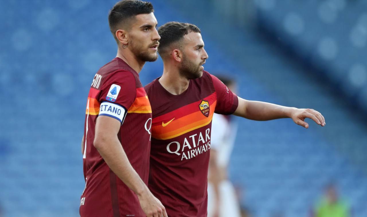 calciomercato borja mayoral roma